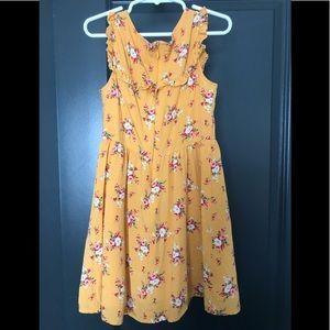 GAP Dresses - Girls floral GAP dress✳️BOGO